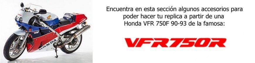 Replica de Honda VFR RC30