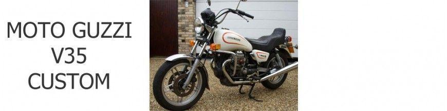 Moto Guzzi V35 Custom