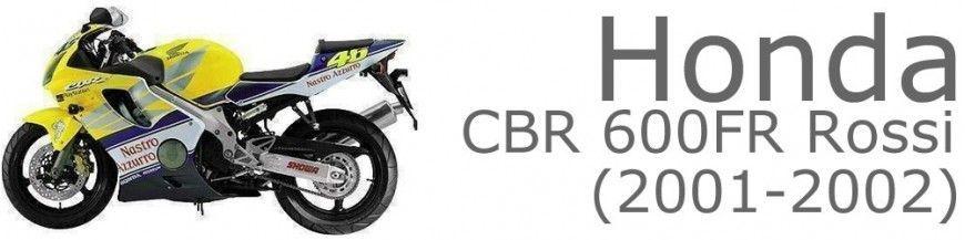 HONDA CBR 600 FR Rossi (2001-2002)