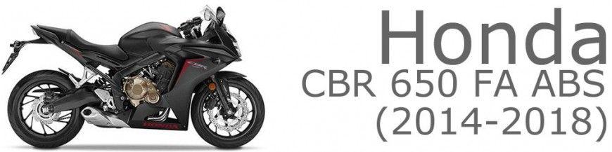 HONDA CBR 650FA ABS (2014-2018)