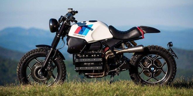 BMW K100 Modelikocaferacers.com