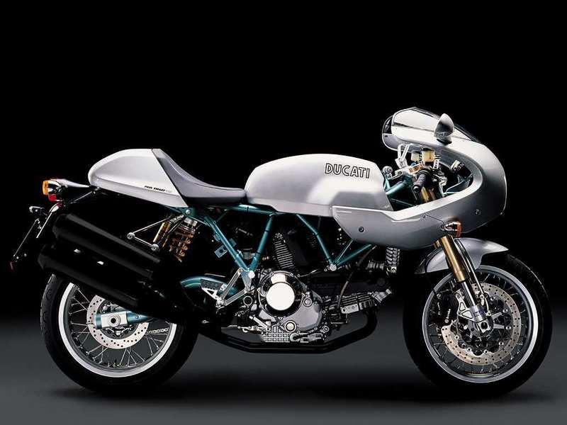 Colín Fibra de Vidrio Réplica Ducati Paul Smart - 1000 Sport